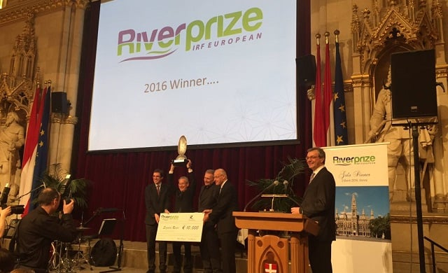 160304 Proyecto Río Segura gana premios European Riverprize