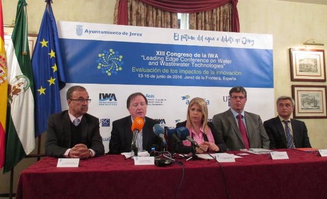 Congreso IWA LET 2016-Jerez de la Frontera