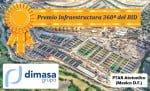 PTAR Atotonilco, premio infraestructura 360