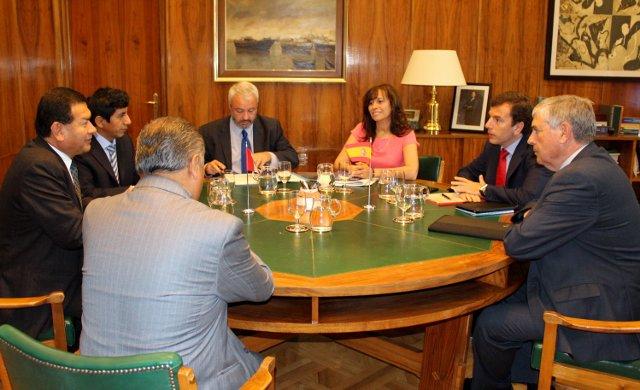 Comision seguimiento MOU Peru
