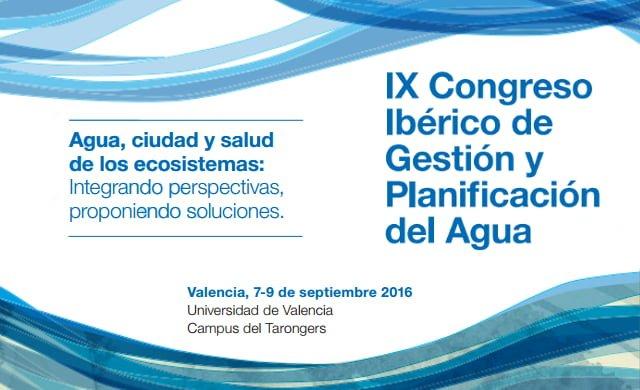 xi congreso iberico de gestion y planificacion del agua