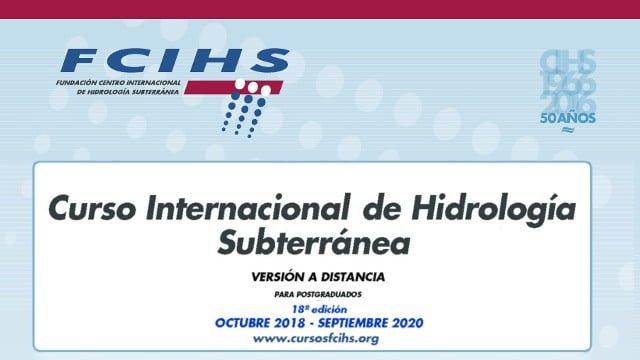 Internacional Hidrologia Subterranea