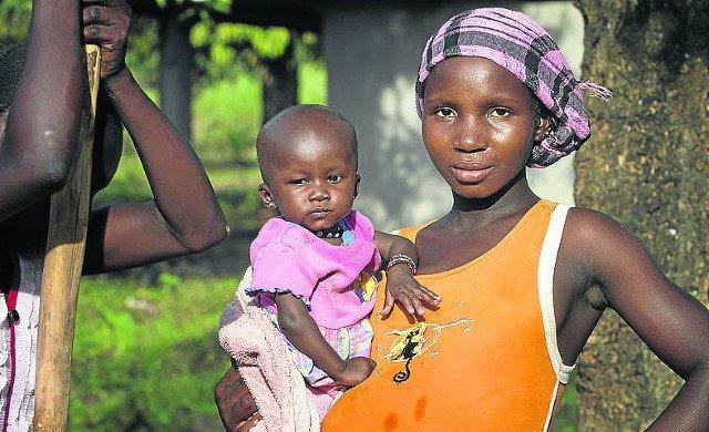 proyectos solidarios africa
