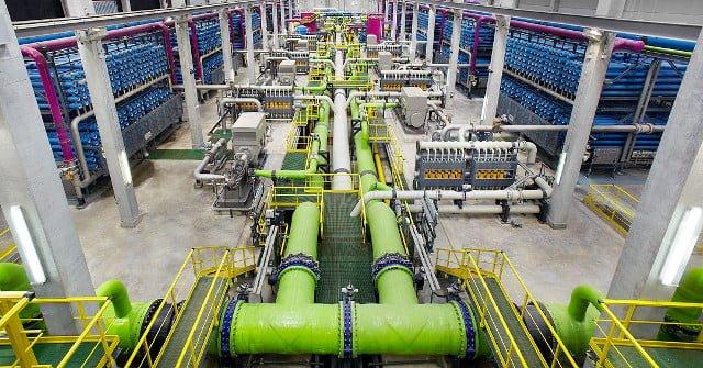 Distribución de Agua Potable