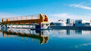 depuradora aguas residuales