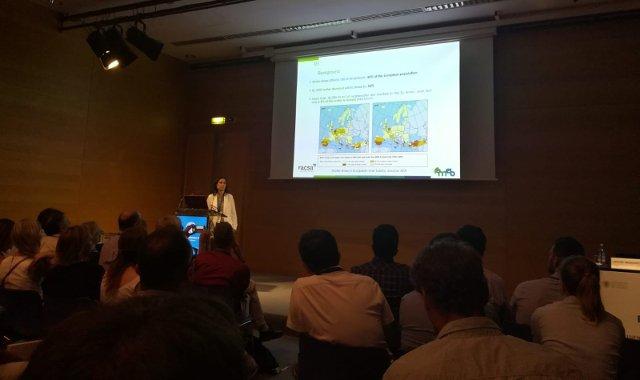 FACSA presentacion REMEB en Euromembrane Elena Zuriaga