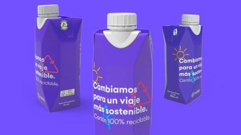 cabify-botellas-agua