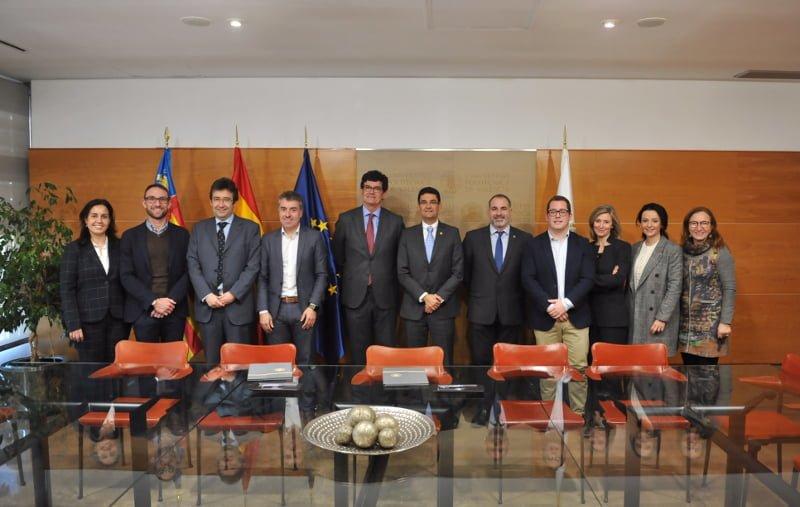 Asistentes-firma-Catedra-UPV-FACSA-FOVASA