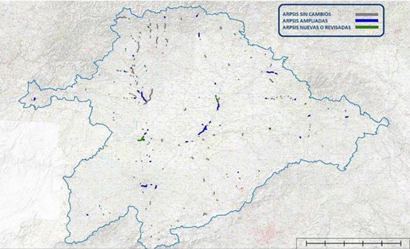 Cuenca Del Duero Mapa.Abierta La Segunda Fase De Consulta Publica De Los Mapas De